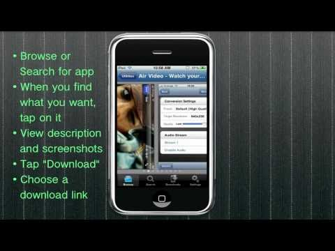 Get Paid Apps for Free on iPhone/iPod Touch (Installous)