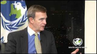 Interview With :   Amir Dossal, President of Global Partnerships Forum - Part 2