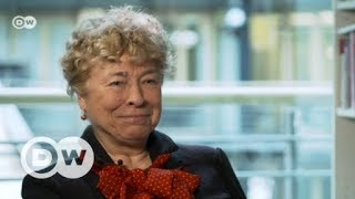 Gesine Schwan: 'The SPD can stand up to Merkel' | DW English - DEUTSCHEWELLEENGLISH
