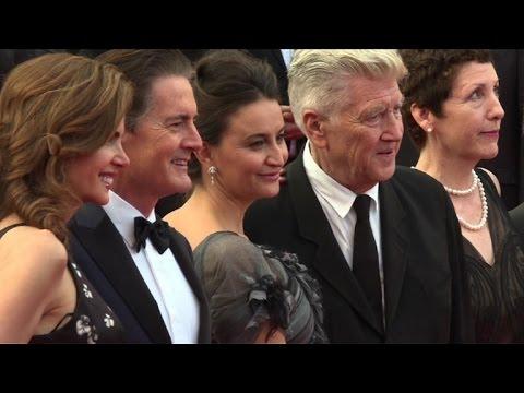 Cannes: Lynch sur le tapis rouge pour