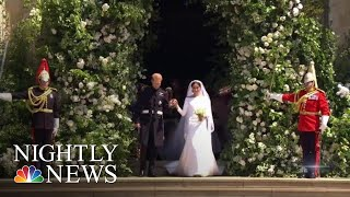 Prince Harry, Meghan Markle Expecting A Baby In The Spring | NBC Nightly News - NBCNEWS