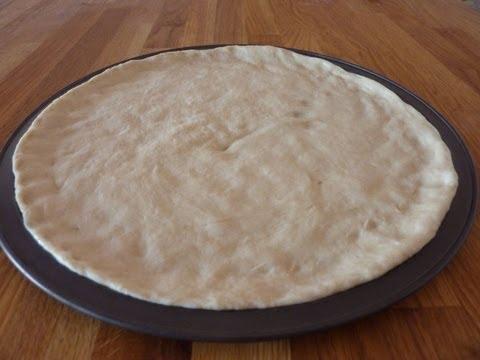 Cómo hacer Masa de Pizza Esponjosa (1ª parte)  | LHCY