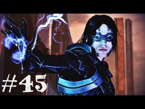 Mass Effect 3 - KAI BOSS FIGHT - Walkthrough Part 45 (ME3 Kinect Gameplay) [PC/Xbox 360/PS3]