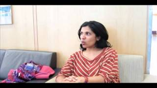 Interview with Namratha Kandula, MD, MPH at the 2012 CERC Poster Session view on youtube.com tube online.