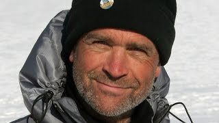Explorer's widow will take his ashes to the edge of Antarctica - SKYNEWS
