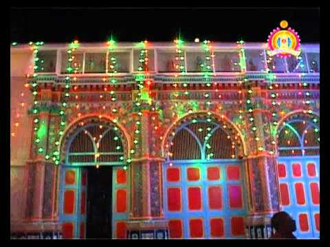 Bhuj Nutan Mandir Mahotsav 2010 - Bhojan Shala & Light Deco - Part 1 of 2