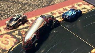 Anki Overdrive X52 Supertruck blasts opponents off the race track - CNETTV