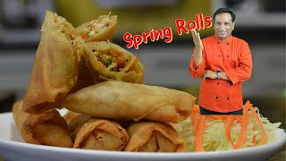 Spring rolls ..