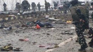 Pulwama Terror Attack LIVE; पुलवामा में जवानों के जत्थे पर आत्मघाती हमला, 30 जवान शहीद - ITVNEWSINDIA