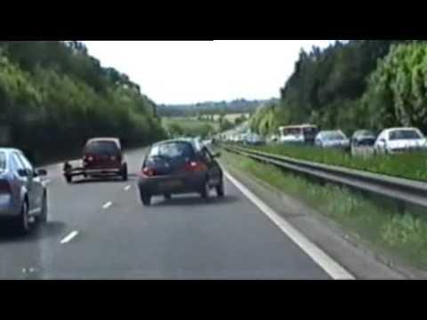 Cateva din cele mai urate accidente rutiere