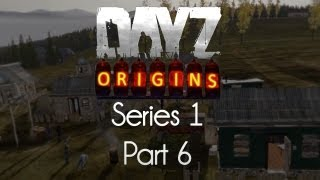 ARMA 2: DayZ Origins Mod — Series 1 — Part 6 — The Ghetto Neighborhood!