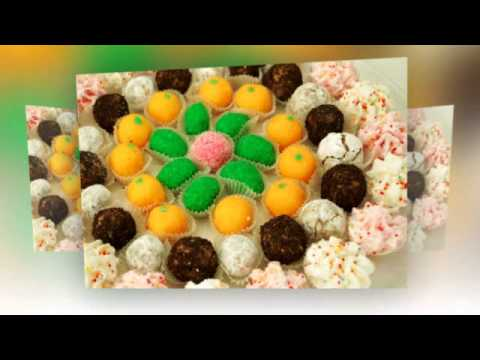עוגיות מרוקאיות לחינה ולמימונה