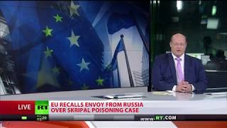 EU recalls Russia envoy & backs UK belief Moscow 'highly likely' responsible for Skripal poisoning - RUSSIATODAY