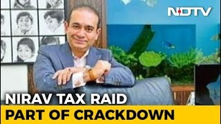 Income Tax Raided Nirav Modi Firms In January Last Year: Sources - NDTV