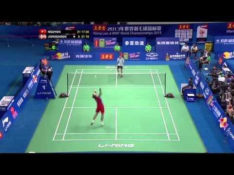 The Longest Rally In Badminton History