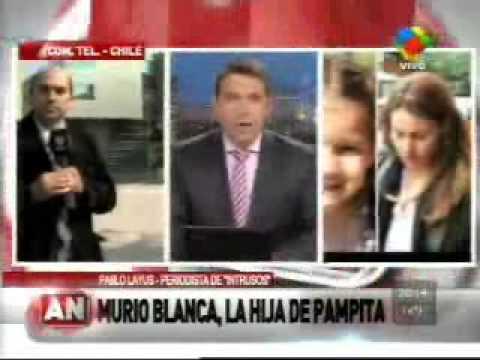 Falleció la hija de Pampita (América Noticias) Parte 1