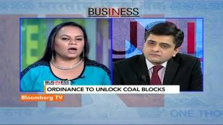 In Business- Coal Mines To Be E-Auctioned - BLOOMBERGUTV