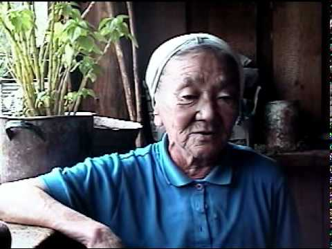 Lukeria Yakovlevna sings a Tofa song