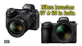 First Impression | Nikon brings 2 full-frame mirrorless cameras to India - IANSINDIA