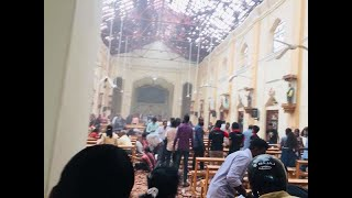 3 Indians among 262 killed, around 500 injured in series of explosions in Colombo - ABPNEWSTV