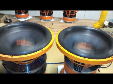SP AUDIO SP15X. SOME TEST OF SP15X AND SP15X SUPER MAGNET WITH ONLY 800 WATT RMS.