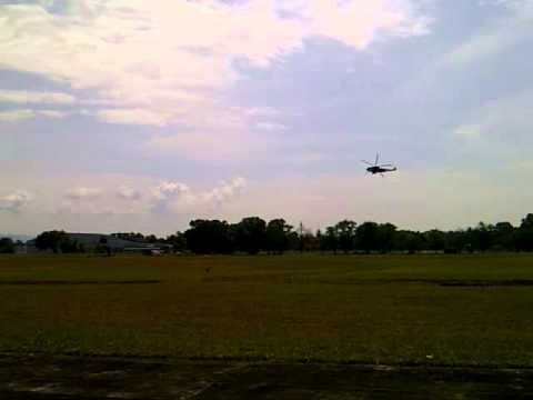 The Best Helicopter Show Ever in Kuantan, Malaysia.