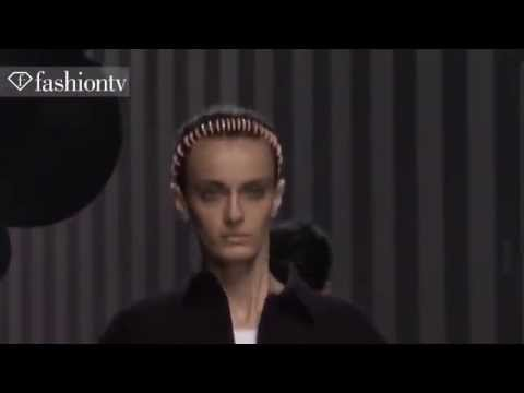 Fendi Spring Summer 2013 FULL SHOW   Milan Fashion Week MFW   FashionTV   YouTube