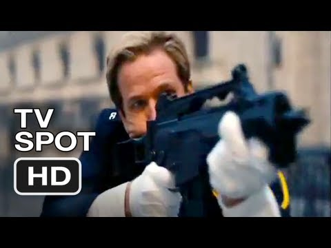 The Dark Knight Rises International TV Spot #2 (2012) Batman Movie HD
