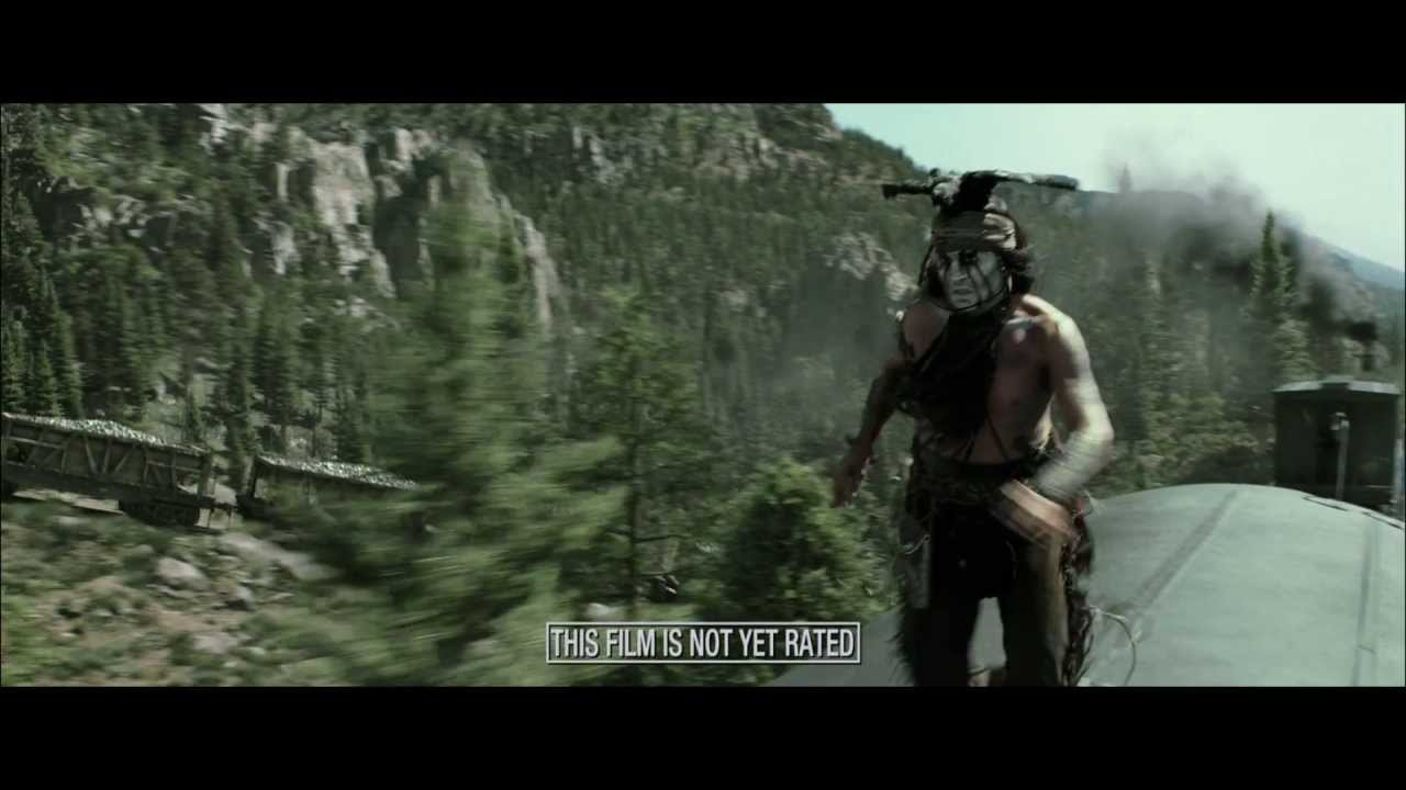 The Lone Ranger - In Theaters July 3rd!