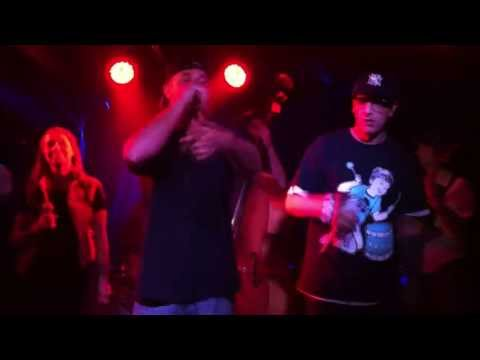 Shyste and Dj Tone Ft. Young Malk- Impaired Vision Live @ Red Square Albany NY