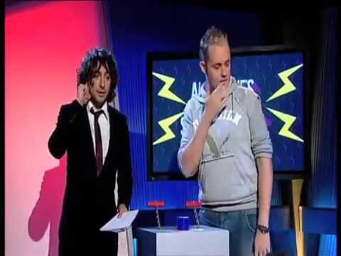 Alex Zane's Shocking Game
