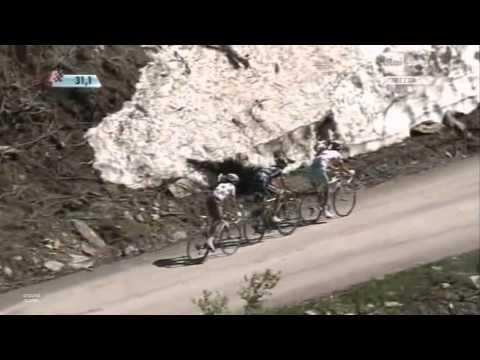 Giro d'Italia 2011 - Colle delle Finestre / Sestriere