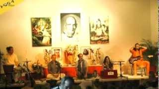 Konzert mit Satyaa & Pari, Musikfestival 2012 bei Yoga Vidya