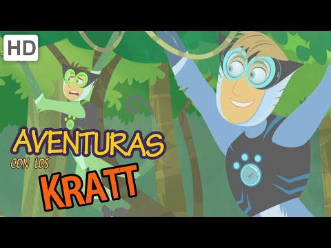 Aventuras con los Kratt (HD Español) - Sombra, El Jaguar Negro
