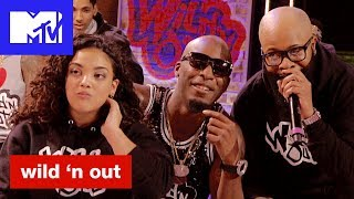 Fifth Harmony's Laurie Hernandez Can't Stop Laughing | Wild 'N Out | #TalkinSpit - MTV