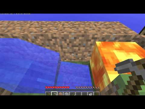 Minecraft: SkyBlock Survival (Ep.1) - Humble Beginnings