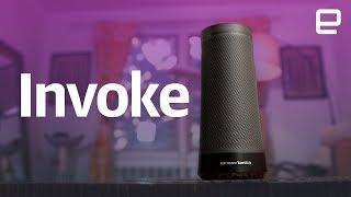 Harmon Kardon invoke Cortana speaker review - ENGADGET
