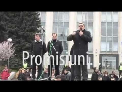 Moldova: Revoluția Twitter