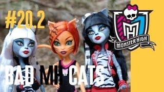 Куклы Монстер Хай обзор (Monster High) Школа Монстров (#20.2 - моя коллекция кукол)