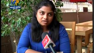 CM Chandra Babu Meets & Congratulates A Girl From Vizag Who Wrote A Open Letter To Him - ETV2INDIA