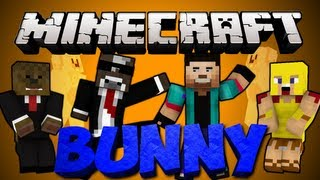 Minecraft FUNNY BUNNY TAG 2.0 Minigame