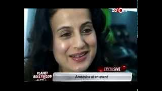 Ameesha Patel talks about her film 'Desi Magic' | Bollywood News