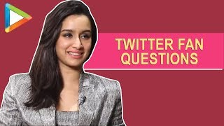 Shraddha Kapoor gets super - candid about her FANS supporting her through highs & lows - HUNGAMA