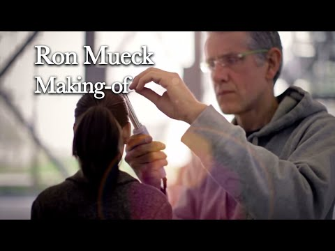 Ron Mueck | Making-of de l'exposition. Fondation Cartier pour l'art contemporain, 2013.