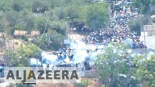 Three Palestinians killed as protests rage over al-Aqsa - ALJAZEERAENGLISH