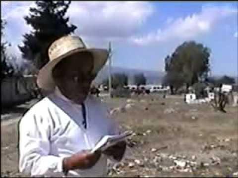 División prehispánica de los Otomíes de Ixtenco (parte 1)