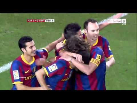 barcelona vs sevilla 5 0 all goals highlight IRAQI RYTHEMS HOME