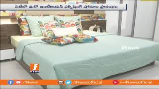 Darpan Interior Furniture Showroom Inaugurates In Secunderabad | iNews - INEWS