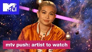 Hayley Kiyoko Gives Relationship Advice 🚀  | The Flykick Hotline | MTV Push: Artist to Watch - MTV