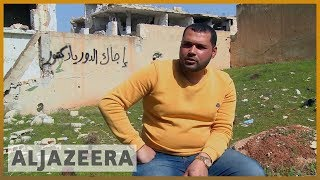 🇸🇾 Anti-Assad graffiti that triggered Syria's uprising | Al Jazeera English - ALJAZEERAENGLISH